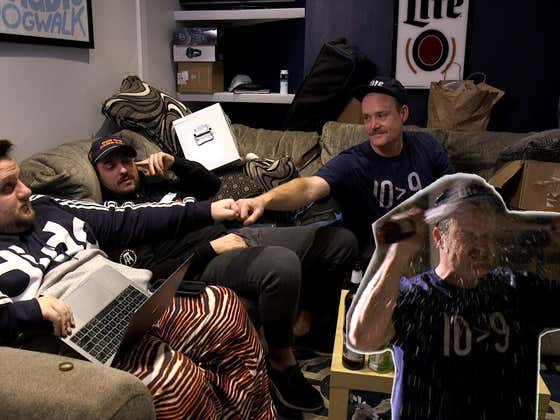 Barstool Chicago Watches The Bears Lose To The Packers: StoolGating Episode 10 Presented By Miller Lite (VIDEO)