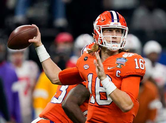 Is Trevor Lawrence the Best College Football Player to Never Win the Heisman Trophy?