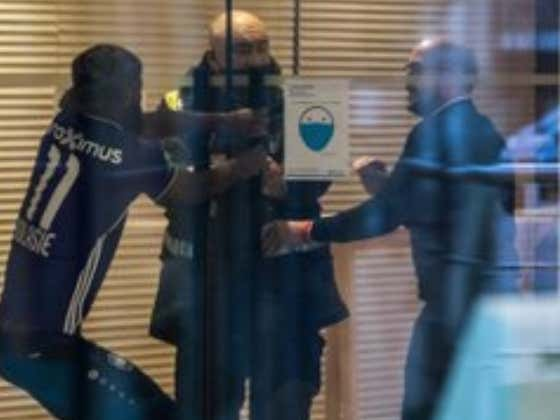 PETTY WARS: Belgian Soccer Club Has Security Hold Facility Doors Shut, Banning A Player For Pulling One Of The Pettiest Moves You'll Ever See