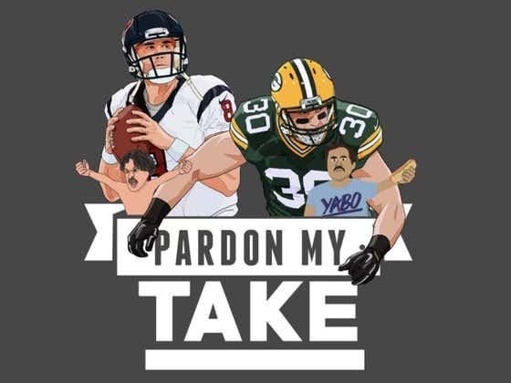 PMT: Matt Schaub, John Kuhn + Browns Are Getting Screwed