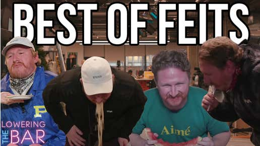 Lowering The Bar: The Best Of Feits