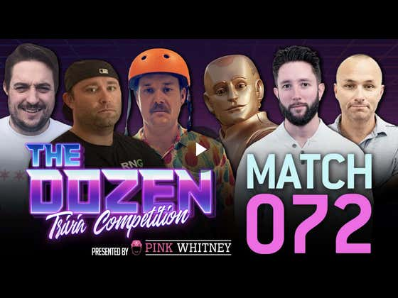 """I Owe Jeff D. Lowe An Apology And Retract My Protest Of Today's """"The Dozen"""" Trivia Show... I Guess"""
