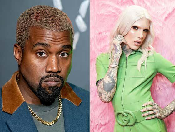 Kanye West Is NOT Fucking Jeffree Star