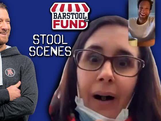 Stool Scenes 291 - The Barstool Fund Raises Over 20 Million & Frankie Is Fat