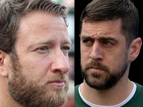 Dave Portnoy And Aaron Rodgers Will Be TOGETHER On Instagram Live Tonight At 9 EST!!!!