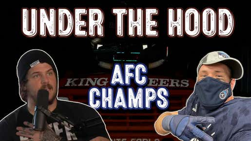 UNDER THE HOOD | THE BOYS ARE AFC SOUTH CHAMPS
