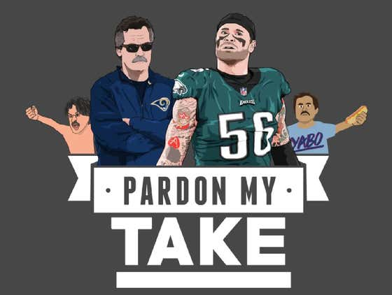 PMT 1-8: Chris Long, Jeff Fisher, And Super Wild Card Weekend Preview