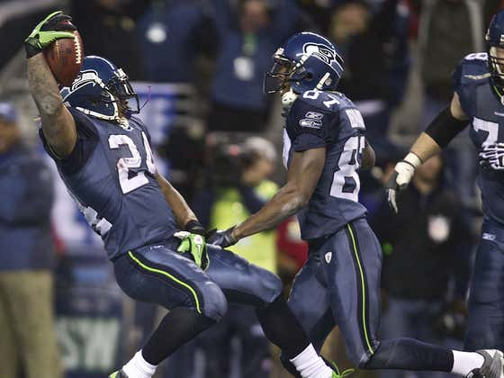 Let's Celebrate The 10th Anniversary Of The Beastquake By Watching Marshawn Lynch Describe How It All Went Down