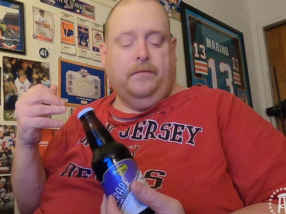 Tank's Taste Test Hosmer Grape Soda