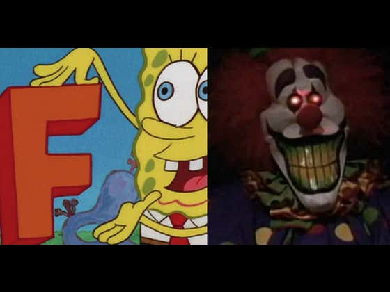 """Sure There Was An F-Bomb On Nickelodeon But Nothing Will Ever Be More Traumatizing To Kids Than """"Are You Afraid Of The Dark"""""""