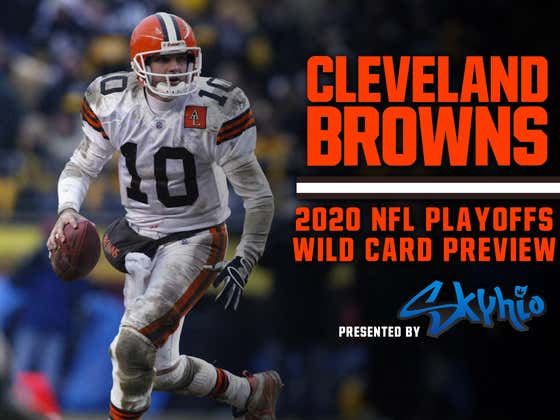 Cleansing The Browns Of All Their Past Demons - Wild Card Playoff Preview Presented By Skyhio