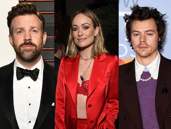 Apparently Jason Sudeikis Is NOT Happy That His Ex Is Fucking Harry Styles