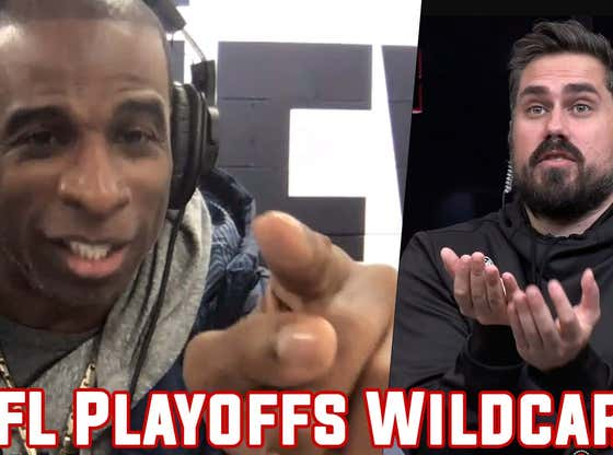 The Pro Football Football Show - Wild Card Sunday presented by Chevy Silverado
