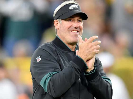 The Eagles Have Fired The Only Head Coach To Win Them A Super Bowl Just 3 Years After He Won Them The Super Bowl