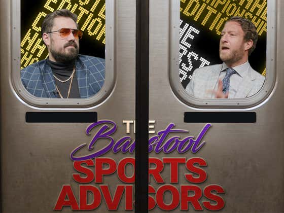 Special National Championship Barstool Sports Advisors