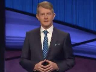 Ken Jennings Getting Choked Up While Honoring Alex Trebek Before Hosting Tonight's Jeopardy Was All Of Us (And He Absolutely Crushed The Sign Off)