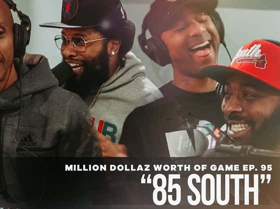 "MILLION DOLLAZ WORTH OF GAME EP:95 ""85 SOUTH"""