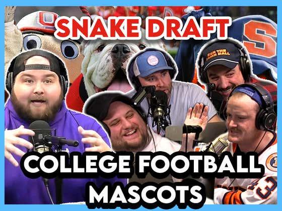 College Football Mascot Draft: Is Uga The Bulldog The Best Live Mascot?