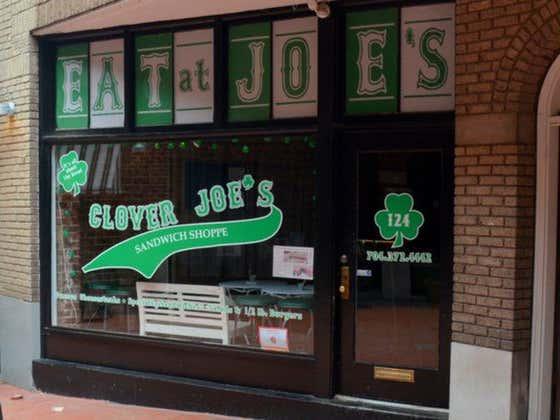 The Barstool Fund - Clover Joe's
