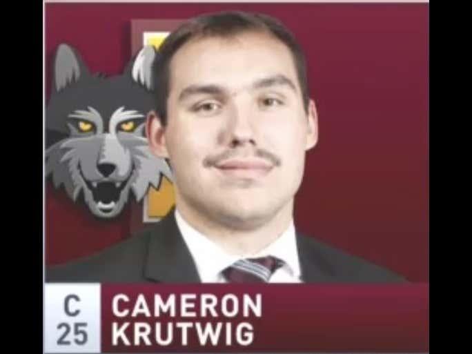 Loyola's Cameron Krutwig Is Larry Bird Reincarnated