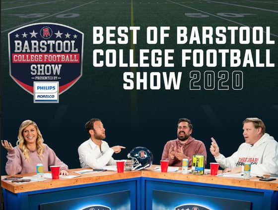 Goodbye To The Worst Year In CFB History From The Best Show In CFB History