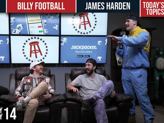 Barstool Rundown - January 14, 2021