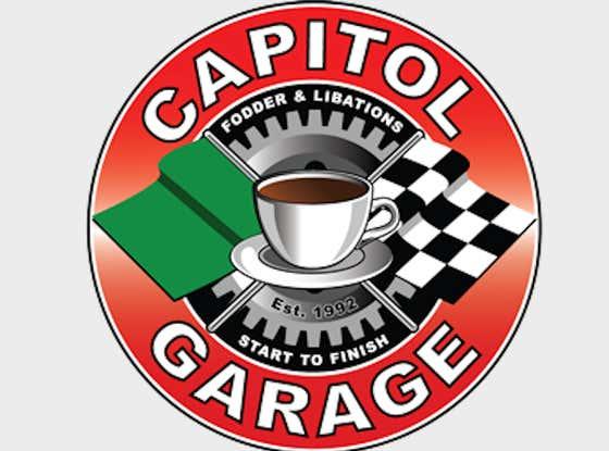 The Barstool Fund - Capitol Garage