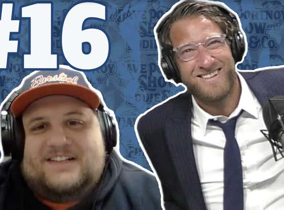 The Dave Portnoy Show with Eddie & Co. - Episode 16: Aaron Rodgers Is Now My Close Personal Friend