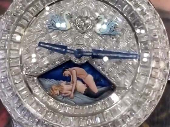 Conor McGregor's New Watch Absolutely FUCKS