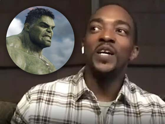 Who Is The Lamest Member Of The Avengers? Anthony Mackie, Falcon Himself, Answers...