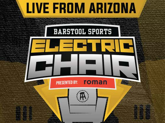 Spittin' Chiclets Electric Chair: Penguins Vs Flyers LIVE From Arizona - Presented by Roman