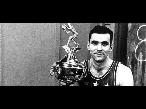 On This Date in Sports January 16, 1962: Bob Pettit Stars in All-Star Game