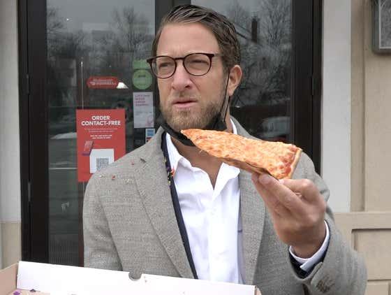 Barstool Pizza Review - Calabria Pizzeria & Restaurant, Livingston, NJ (1000th Review)