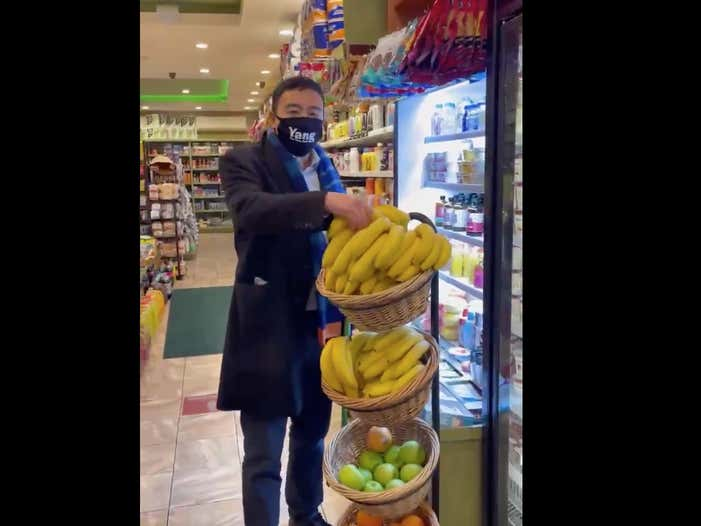 Andrew Yang Is Getting Roasted For Having No Idea What A Bodega Is