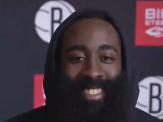 Some (James Harden) Would Say James Harden Is In The Best Shape Of His Life
