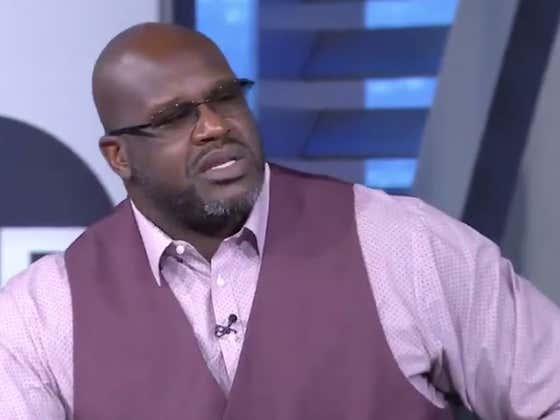 Shaq Hopped On TV And Immediately Called James Harden A Liar And Claimed People In Houston Are Glad He's Gone