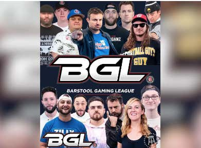 We Have Created The Barstool Gaming League And YOU Can Sign Up For The Draft To Compete