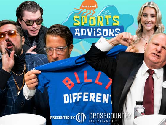 Barstool Sports Advisors Season Finale - NFL Divisional Round