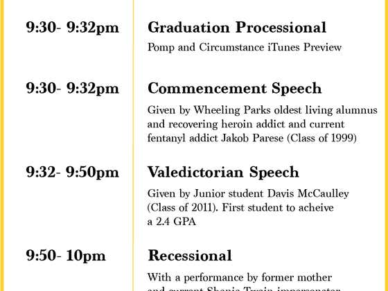 West Virginia Graduations