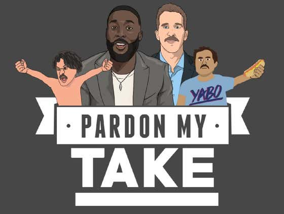 PMT 1-15: Andrew Hawkins & Warren Sharp Preview NFL Super Divisional Round and James Harden is a Chonk King