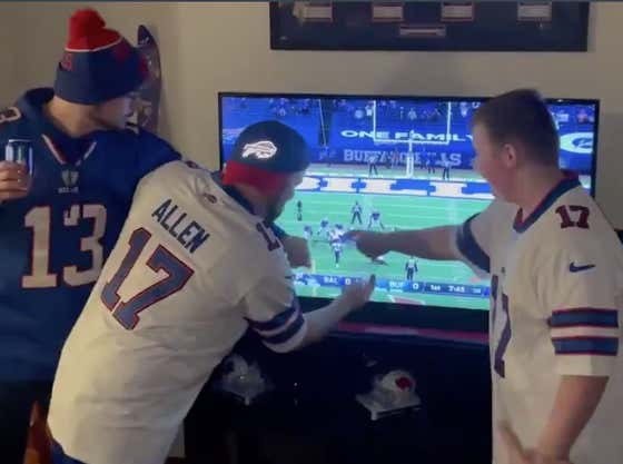 The Magical Bills Apartment Just Took Down Justin Tucker (UPDATE: HOLY SHIT THEY DID IT AGAIN!!!)