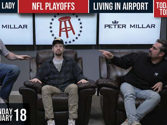 Barstool Rundown - January 18, 2021