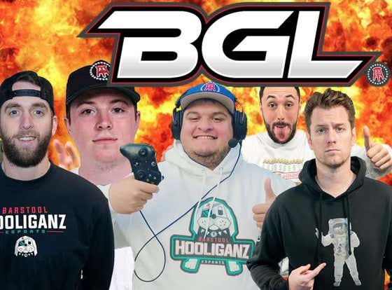 The Barstool Gaming League Is Upon Us And The Draft Is LIVE NOW #BGL