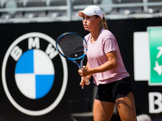 Tennis Player Yulia Putintseva Is Being Terrorized By Mice While Quarantining In Her Hotel Room For The Aussie Open - Australian Police Accuse Her Of Feeding Them!