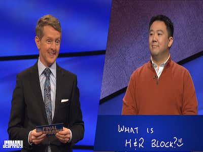 Ken Jennings Got Trolled To Death By A Jeopardy Contestant Last Night