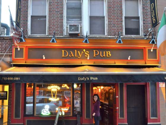 The Barstool Fund - Daly's Pub