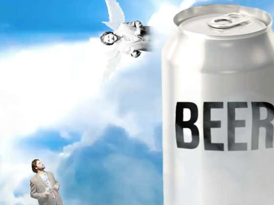 Zillion Beers Is Asking You To Recycle Your Beer Cans