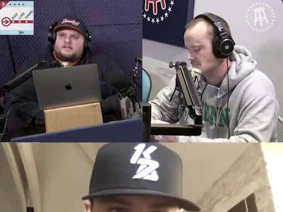 Please Don't Be An Asshole And Clickbait The Kris Bryant Interview With Barstool Chicago
