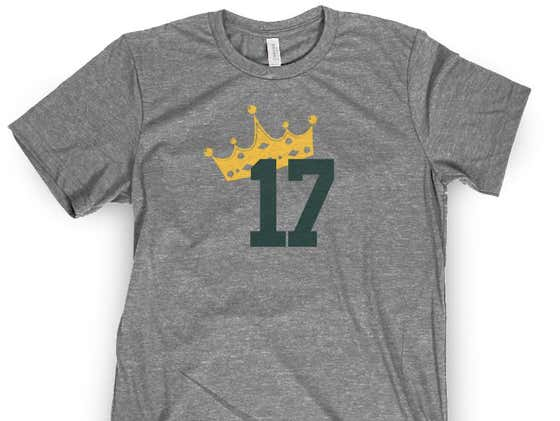 Davante Adams Is King Shirts Available Now!