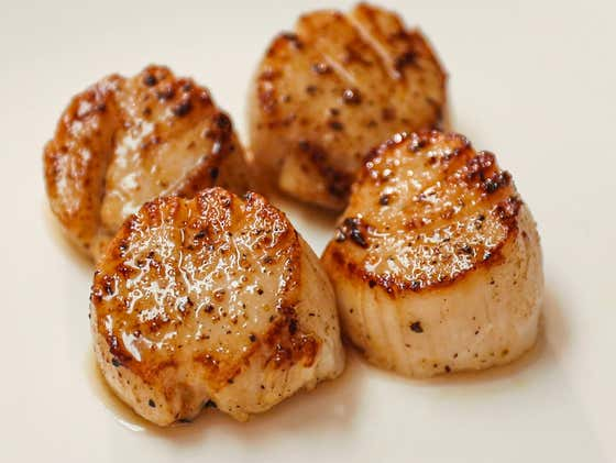 How To Cook Scallops | The College Cook
